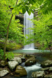 Bowers hollow, waterfall, spring, buffalo river, wilderness area, arkansas