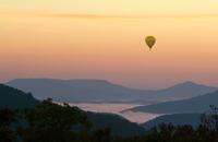 arkansas, , sunrise, hot air balloon, boxley valley, arkansas
