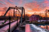 sunrise, war eagle mill, arkansas, rogers