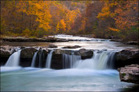 Kings River Falls, Madison county, arkansas, waterfall, arkansas natural, heritage commission, natural area