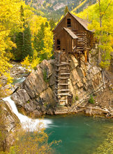 colorado, marble, crystal mill