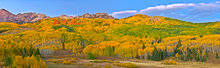 colorado, Raggeds, mountains, Crested Butte