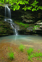 arkansas, buffalo river, wilderness, wilderness area, , waterfall