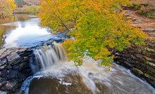 Falls at Davies Bridge