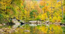 Ozark National Forest, Richland Creek, Arkansas