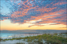 Gulf Shores, Alabama, sunset, salt life