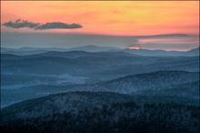 Ouachita Sunset