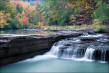 Haw Creek, arkansas, ozarks, national forest, fall, waterfall