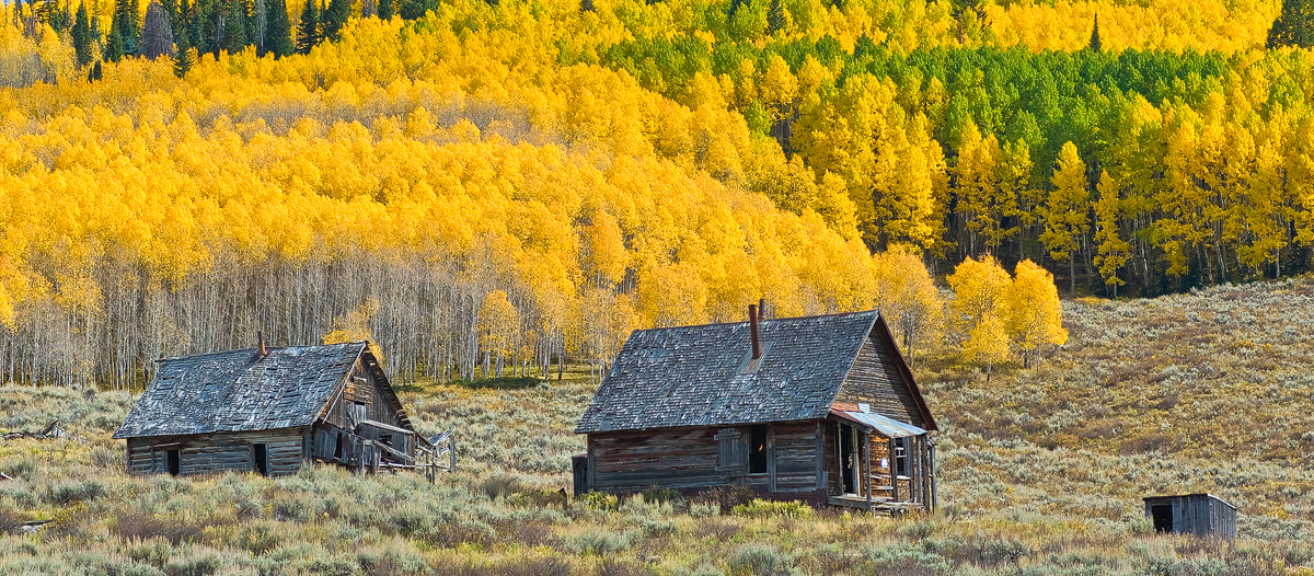 colorado, homesteads, crested butte, photo