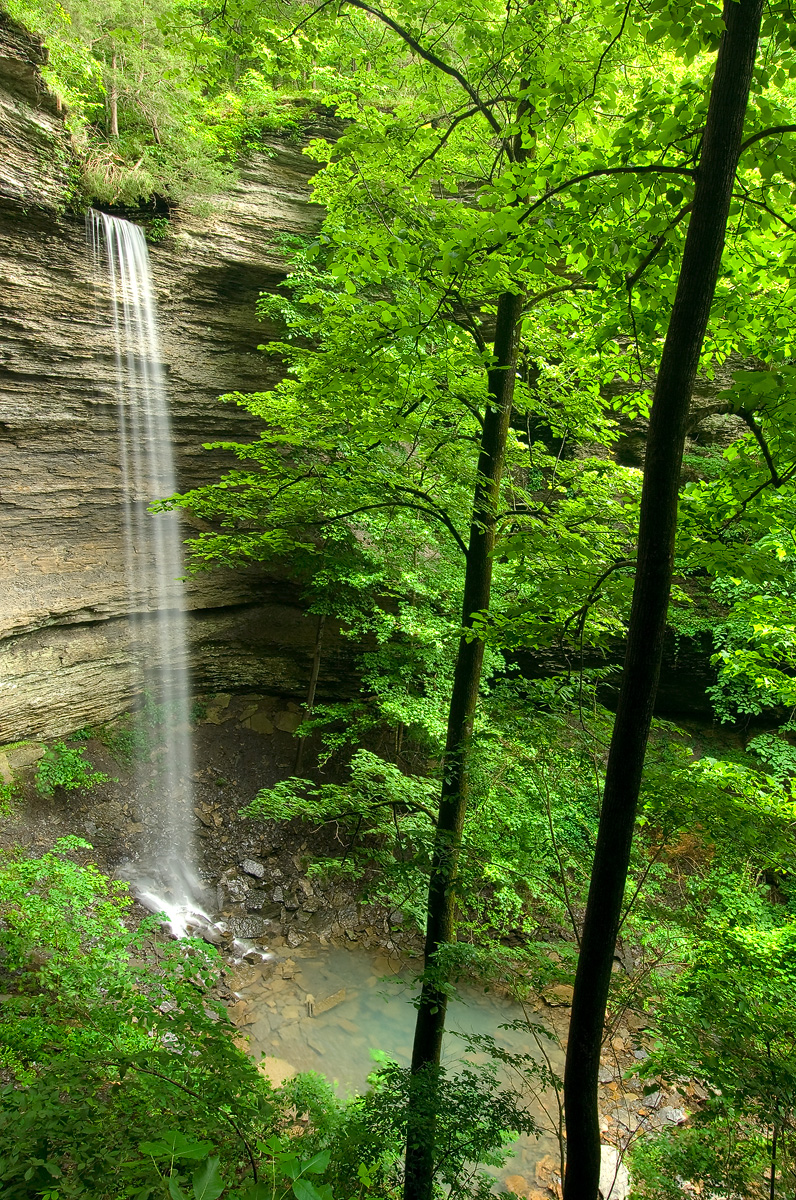 arkansas, ozark, waterfall, photo