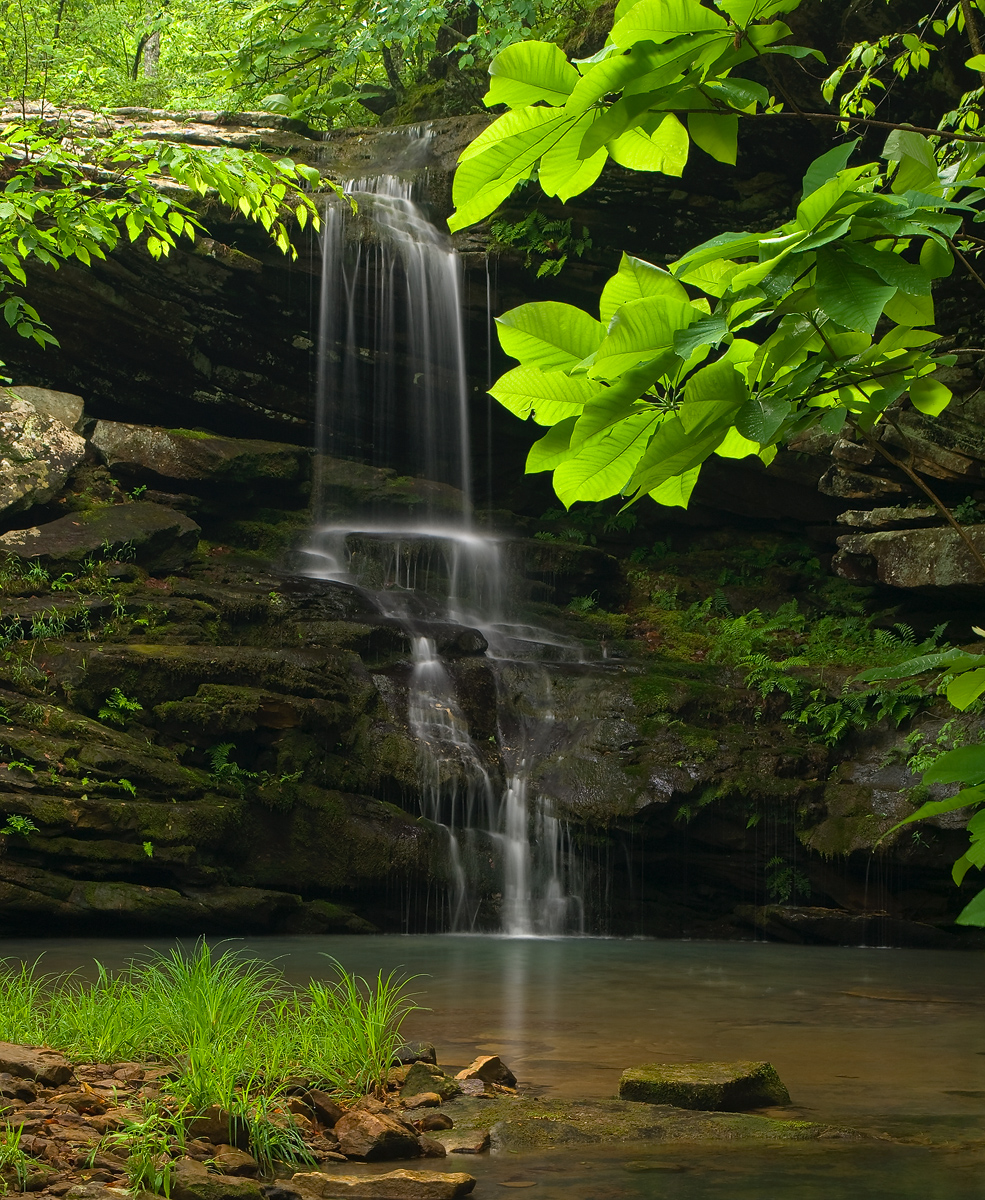 arkansas, buffalo river, wilderness, wilderness area, , waterfall, photo