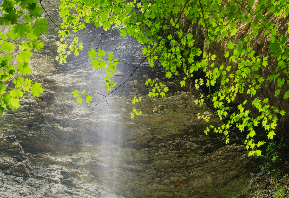 arkansas, wilderness, wilderness area, , waterfall, photo