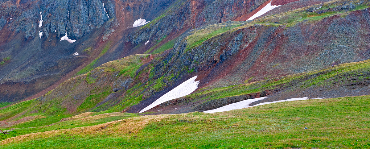 Colorado, San Juan Mountains, Alpine Loop, California Pass, photo