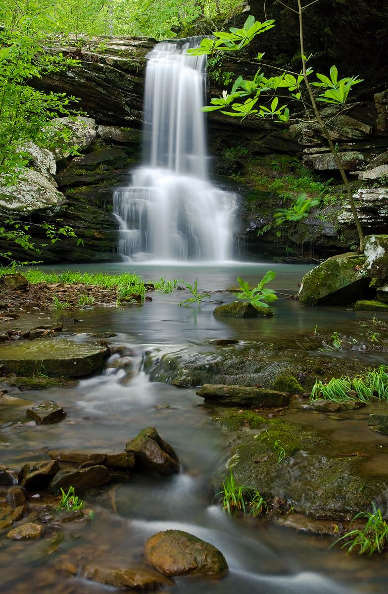 buffalo river, wilderness, wilderness area, , waterfall, photo