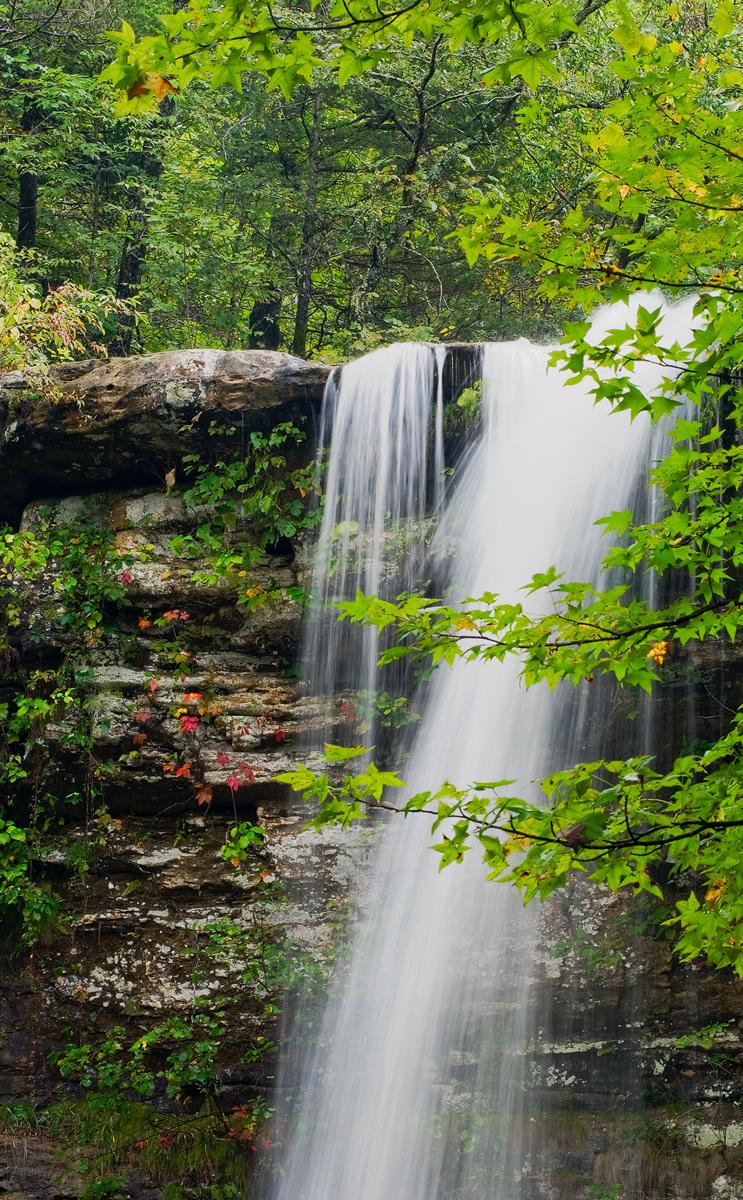 arkansas, buffalo river, , waterfall, photo