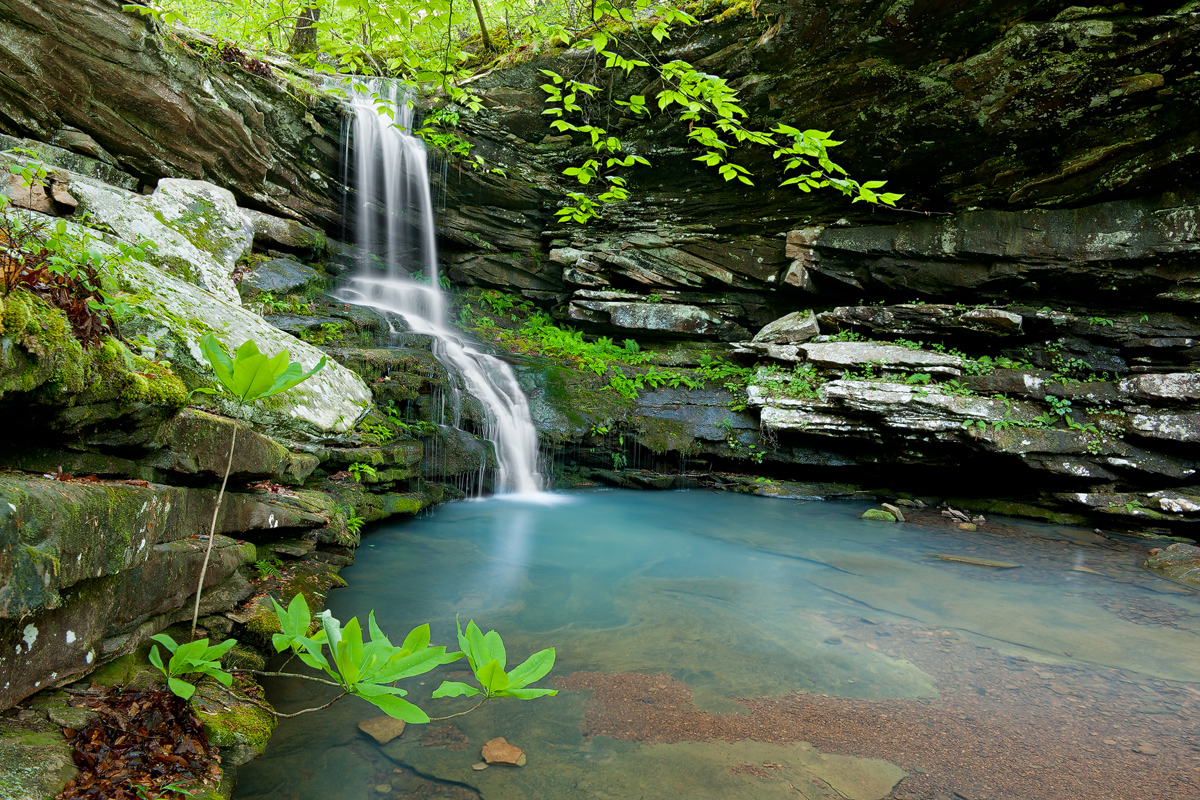 arkansas, buffalo river, wilderness, wilderness area, waterfall, photo