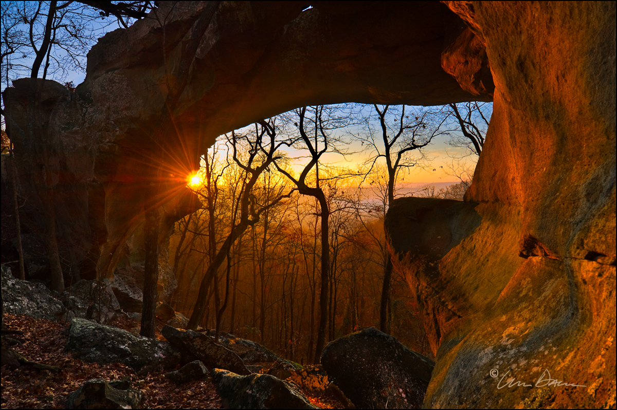 arkansas, ozark, sunrise, , photo
