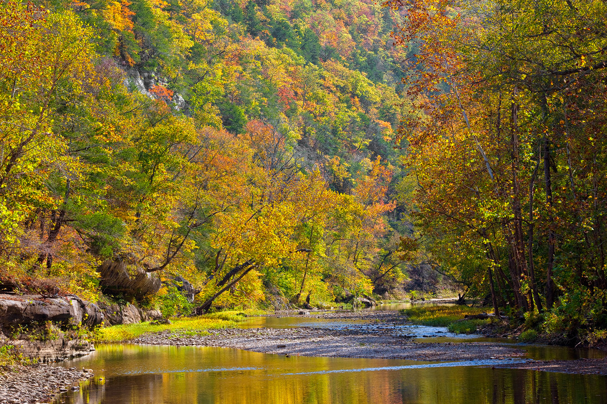arkansas, buffalo river,, photo