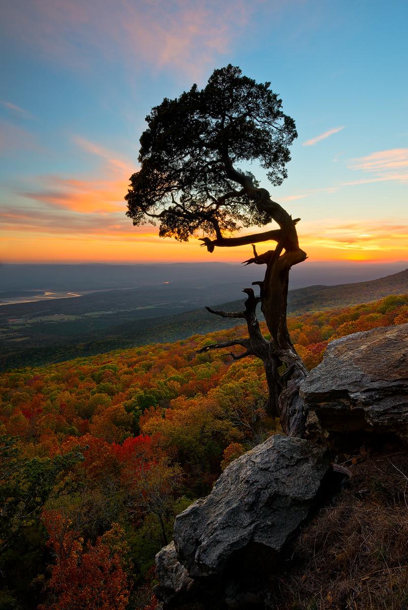 arkansas, , sunset, photo