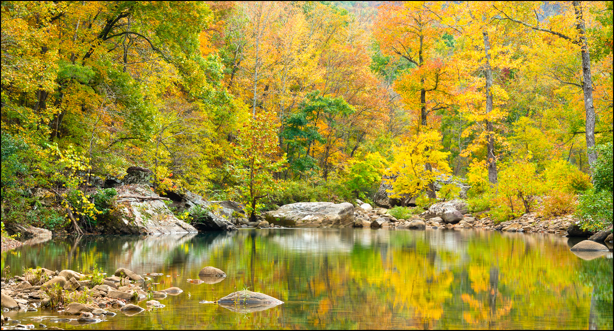 Ozark National Forest, Richland Creek, Arkansas, photo