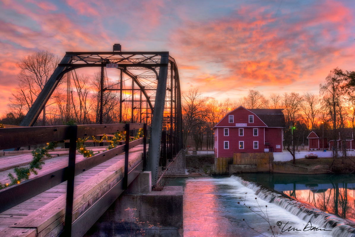 sunrise, war eagle mill, arkansas, rogers, photo