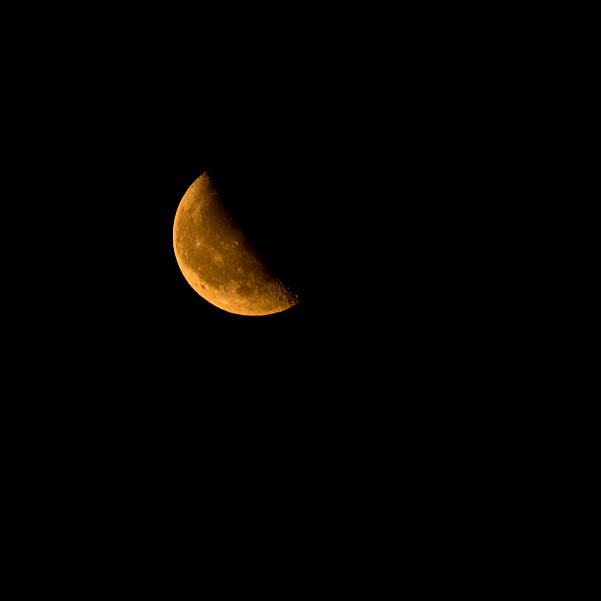 moonrise, moon, cozahome, arkansas, photo