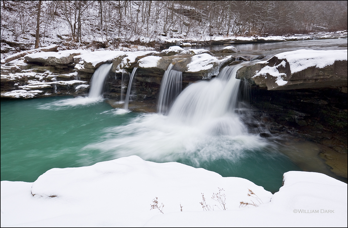 Kings River Falls is a beautiful little Natural Area that is owned and managed by the Arkansas Natural Heritage Commission....